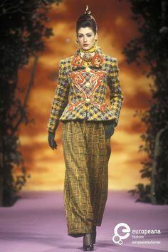 Christian Lacroix, Autumn-Winter 1992, Couture
