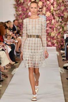Oscar de la Renta Spring 2015 Ready-to-Wear