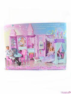 Swan Lake Castle Barbie