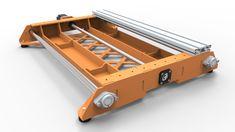 Mini CNC Milling Machine Rd-1.0 - KeyCreator,AutoCAD,STEP / IGES,SOLIDWORKS,AutoCAD - 3D CAD model - GrabCAD