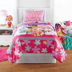 20 Awesome Paw Patrol Bedroom Images Girl Rooms Paw Patrol