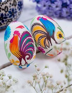 Pisanki, kraszanki, jajeczka w ludowym stylu | Strona 4 ...
