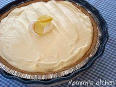 Mommy's Kitchen: Creamy Strawberry & Lemonade Kool Aid Pie