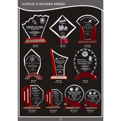 Crystal Awards Trophy at best Prices with logo engraving. Jaali Design, Acrylic Trophy, Custom Trophies, Crystal Awards, Trophy Design, Wooden Ship, Knife Handles, Gadget Gifts, Corporate Gifts