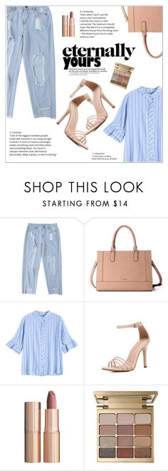 """""""Casual Chic"""" by shambala-379 ❤ liked on Polyvore featuring Charlotte Tilbury and Stila"""