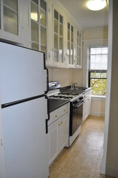 Sunny Allston Studio, Hardwood Floors and Fireplace | First Choice Realty