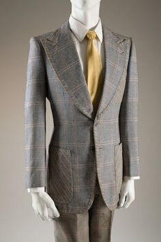 Tommy Nutter, 1969. Suit. <<<inspiration for christopher suits