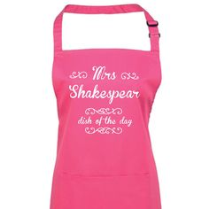 Personalised Apron Personalised Kitchen by OccasionalGeniusCo Personalised Christmas Presents, Personalized Aprons, Birthday Gifts, Dishes, Bespoke, Kitchen, Birthdays, Fun, Change