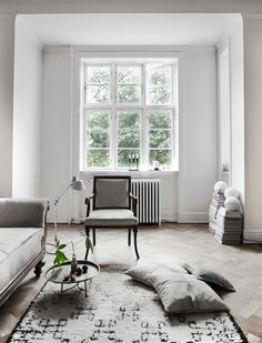 A Danish Home with an Artful Combination of Styles - NordicDesign
