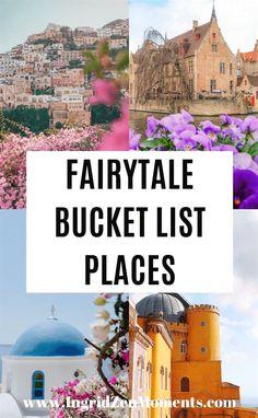 Bucket List Europe, Bucket List Destinations, Travel Bucket Lists, Bucketlist Ideas, Europe Destinations, Europe Travel Tips, India Travel, Italy Travel, Travel Around The World