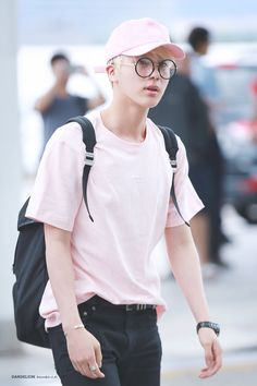 Princess Jin pretty in pink
