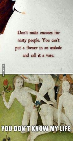 It's a vase