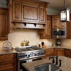 Beau Corner Microwave   I Like This Idea