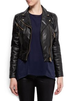 another leather jacket