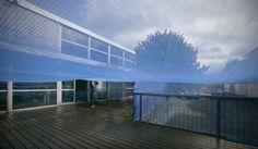 Installatie Tide (2007) van Chikako Watanabe. © Gert Jan van Rooij, Museum De Paviljoens