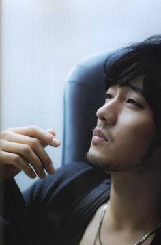 So Ji Sub....good god that is one beautiful man.