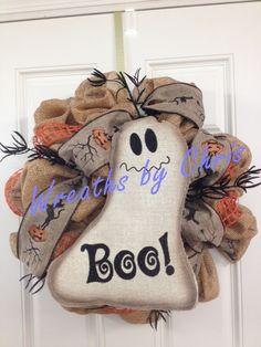 A Burlap Boo!