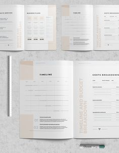 Pastel Proposal Pitch Pack on Behance