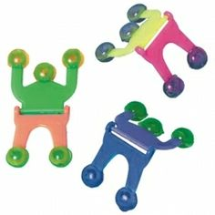 Used these Wall Climbers in the rock climbing party gift bag. They were not great quality, but fit the theme perfectly. Rock Climbing Party, Party Rock, Party Gift Bags, Party Gifts, Party Favors, Old School Toys, Cute Themes, Escalade, Party Entertainment