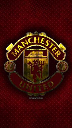 Manchester United FC, English football club, red metal texture, metal logo, emblem, Manchester, England, Premier League, creative art, football Manchester United Poster, Manchester United Legends, Manchester United Players, Manchester England, Manchester United Wallpapers Iphone, Cristiano Ronaldo Lionel Messi, Neymar, Football Design, Man United