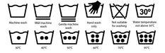 les 25 meilleures id es de la cat gorie symbole lavage sur pinterest symbole de maison. Black Bedroom Furniture Sets. Home Design Ideas