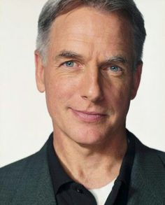 Mark Harmon: those twinkling blue eyes; NCIS Special Agent, Leroy Jethro Gibbs. If he turns that deadly smile on you it won't soon be forgotten. He was in some doctor show a long time ago.