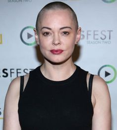 cool Rose McGowan: Red Carpet Walks Are Like Visual Rape!