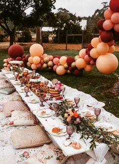 Our Lavish Baby Sprinkle- Celebrating Baby-to-be – Miss Kyree Loves Baby Shower Decorations, Wedding Decorations, Wedding Ideas, Fall Birthday Decorations, Picnic Party Decorations, Wedding Table, Birthday Ideas, 21st Bday Ideas, Ballon Decorations