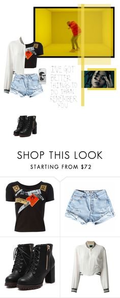 """""""Untitled #2895"""" by youaresofashion ❤ liked on Polyvore featuring Kokon To Zai, Jean-Paul Gaultier, Casetify, DRAKE, views and 60secondstyle"""