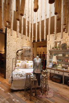 Stay display inspired! Retail Details blog #Anthropologie #Greensboro #displayideas