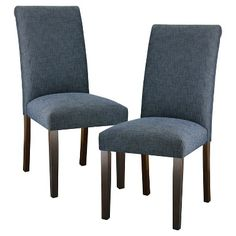 Avington Luxe Dining Chair Set Of 2