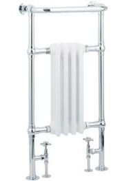 Create a warm and inviting feel to your bathroom with a stunning hydronic towel warmer from Hudson Reed. Shop beautiful heated towel rail designs now. Traditional Towel Radiator, Traditional Radiators, Electric Towel Rail, Cloakroom Suites, Hydronic Heating, Column Radiators, Hudson Reed, Cast Iron Radiators, Towel Warmer