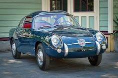 1958 Fiat Abarth 750 Zagato