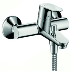 Hansgrohe Focus E2 Single lever bath and shower mixer