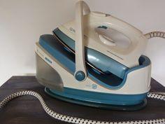 Filines Testblog: Speed Iron Bügelstation und wie es sich damit büge...