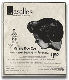 """get your own """"peter pan"""" haircut!  seriously?!?"""