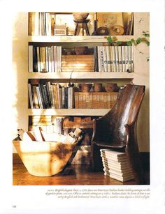 Rose Tarlow, Architectural Digest 1991 Never dated! Luxury Interior Design, Interior Decorating, Yacht Interior, Interior Ideas, Modern Interior, Rose Tarlow, Lauren Liess, Home Libraries, Architectural Digest