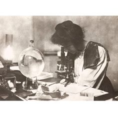 Marie Stopes: Lecturer in Palaeobotany at University of Manchester, 1904-1907