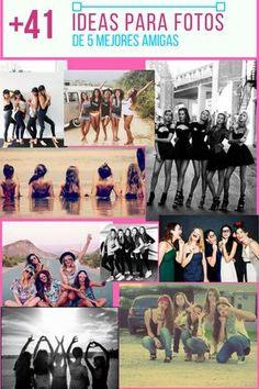 Ides y poses para tomar fotos de mejores amigas de 5 Tumblr, Pajama Party, Thalia, My Life, Photoshoot, Friends, Origami, Movie Posters, Photography