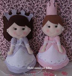Pampering Workshop Felt: Princesses for Marina