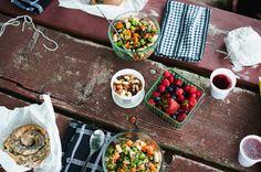 summer picnic, via Flickr.