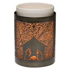 Holiday Gift Ideas.  Scentsy Nativity Wrap. Add this to your Nativity collection.  www.issimpletreasures.com