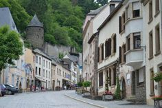 Vianden, Luxembourg - Explore the Wovrld with Travel Nerd Nici, one Country at a Time. http://TravelNerdNici.com