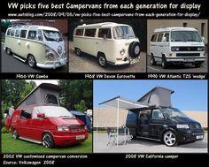 Volkswagen camper California