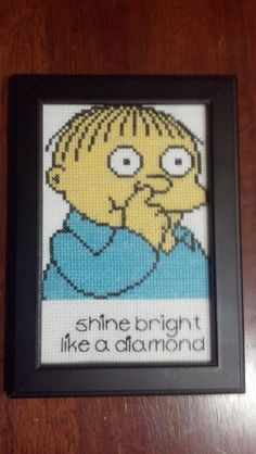 Gangster cross stitches that would make your grandmother proud (30 photos)