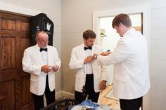 Elegant Georgia Home Wedding | Cary Anne + Ben