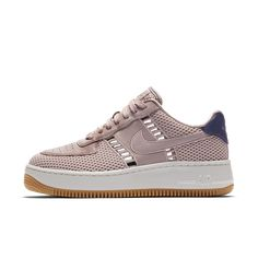 Nike Air Force 1 Upstep SI Damenschuh – Pink