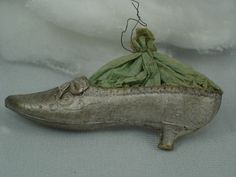 Dresden Antique Christmas Ornament, From the Larry Fraga Collection