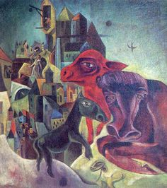 Max Ernst - Untitled, 1913