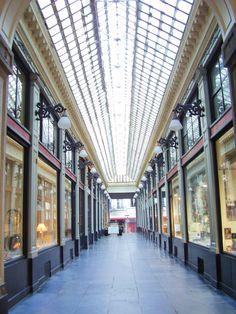 2. Galeries Royales Saint-Hubert, Bruselas, Bélgica